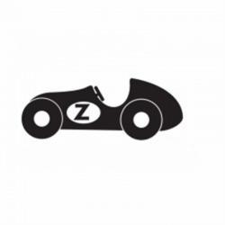 Auto samolepka Začátečník